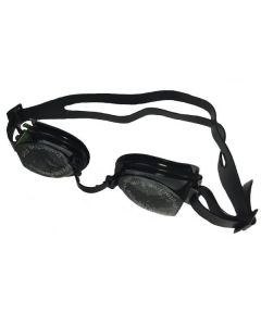Precision Senior Swim Goggles Black