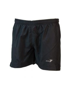 Precision Unisex Running Shorts (Black)