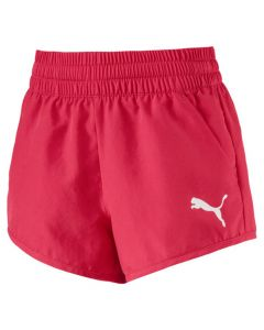 Puma Girls Active Dry Shorts (Pink)
