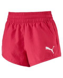 Puma Girls Active Dry Shorts (Pink)