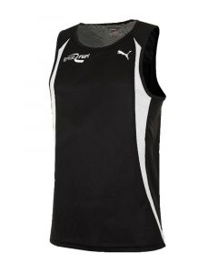 Puma Great Run Running Vest (Black)