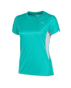 Puma Women's Running Top (Green)