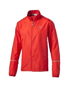 Puma Running Wind Jacket (Red)