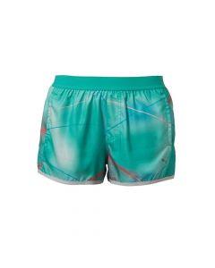 Puma Women's 3 Inch Running Shorts (Green)