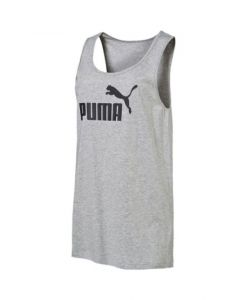 Puma Women's Essential No.1 Tank Top (Grey)