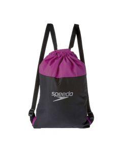 Speedo Pool Bag (Red/Grey)
