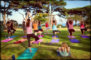 10 excellent reasons to give yoga a try park