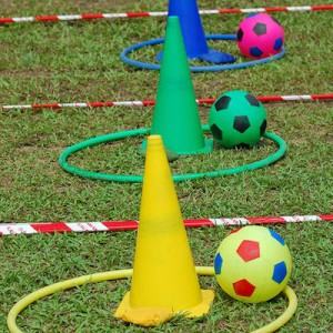 8 Excellent Summer Holiday Activities Obstacle Course