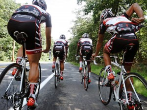 Are Cycling Races Just for Pros Group Ride