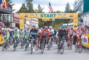 Are Cycling Races Just for Pros Startline