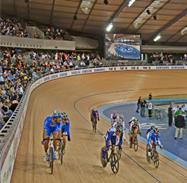 Are Cycling Races Just for Pros Velodrome