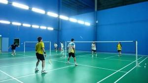 Badminton Tips for Beginners Court
