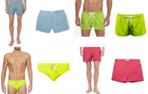 Choosing Swimwear for Men Options