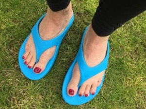 christmas-gift-options-for-runners-recovery-sandals