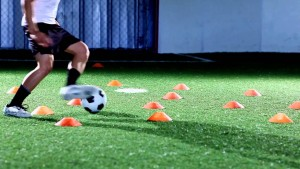 Coaching Ideas for Youth Football Dribbling