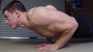Developing Your Strength on the American Football Field Push-Ups