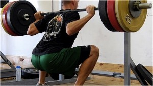 Developing Your Strength on the American Football Field Squats