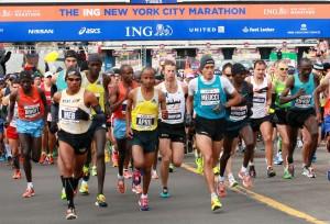 Diet When Training for a Marathon NYC