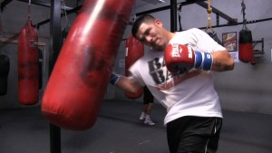 Eight Reasons to Take Up Boxing Punchbag