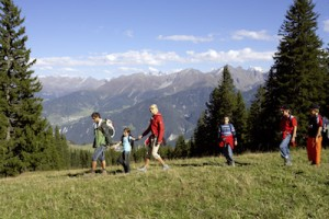 Hiking Is A Great Summer Activity Mountain Scenery