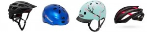 how-to-choose-a-bicycle-helmet-styles