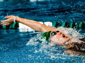 Improving Your Swimming Strokes- Backstroke Breathing