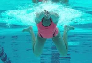 Improving Your Swimming Strokes- Breaststroke Kick