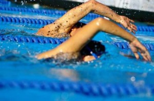 Improving Your Swimming Strokes- Front Crawl Arm Position