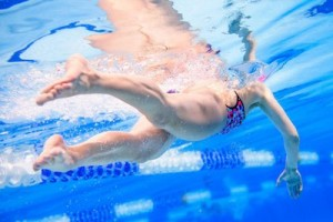 Improving Your Swimming Strokes- Front Crawl Flutter Kick
