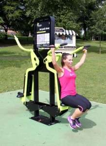 Outdoor Gyms Sunshine