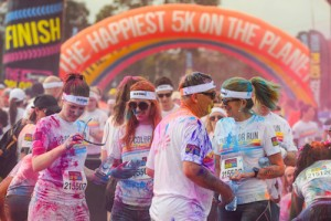 Races for Runners of All Ability Levels Colour Run