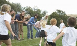 striking the right balance with sporty kids pushy parents
