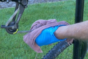 Top Tips for Keeping Your Bike Clean Drying Chain