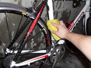 Top Tips for Keeping Your Bike Clean Frame