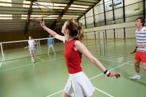 Train Like a Professional Badminton Player 2016