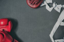 five types of boxing glove
