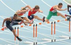 hurdles mens