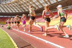 long distance track ladies