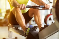 rowing machine solo