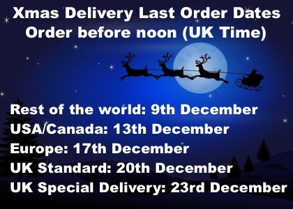 last Christmas delivery dates 2019