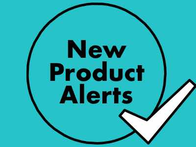 New Product Alerts