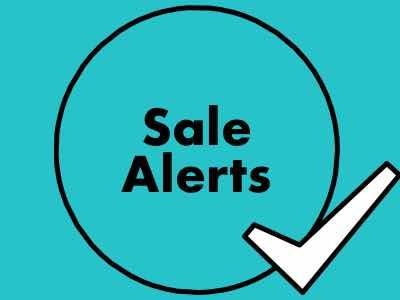 Sale Alerts