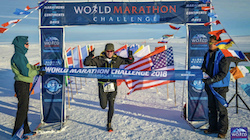 7 Marathons, 7 Continents, 7 Days Antartica