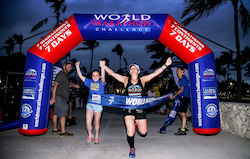 7 Marathons, 7 Continents, 7 Days Florida