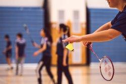 badminton rule changes serve