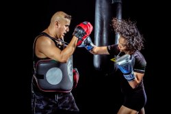 becoming a personal trainer boxing