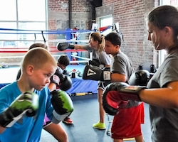 Boxing for Kids Training