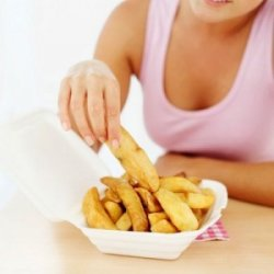 can you exercise hard and live a healthy vegan lifestyle fries