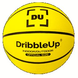 dribble up basketball