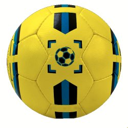 dribble up soccer ball